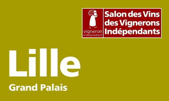 Salon des vignerons ind pendants lille domaine lou for Salon de l erotisme a lille